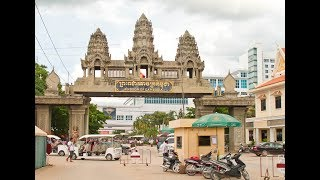 Из Паттайи в Камбоджу двухдневная экскурсия.