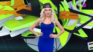 Хип-Хоп Чарт с Ханной на RU TV (33 выпуск, 11 января 2016)