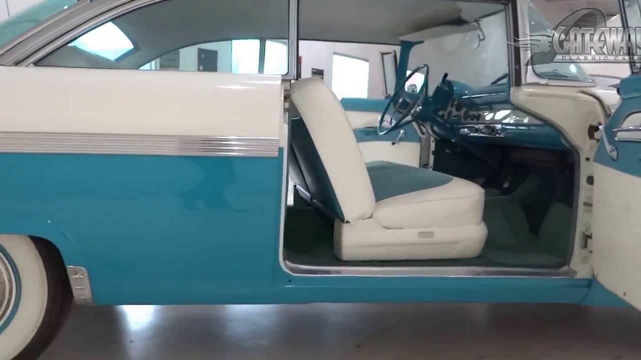 Bias Ply Tires >> 1956 Ford Fairlane Victoria - YouTube