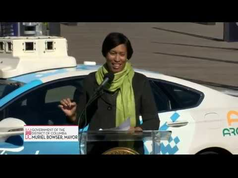 Mayor Bowser Announces Job Training Partnership with Ford Motor Co., 10/22/18