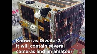 Diwata-2 ready for take off