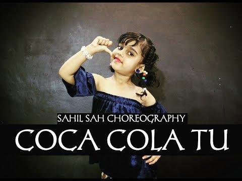 Luka Chuppi: COCA COLA TU | Kids Dance Video | Sahil Sah Choreography | Tony Kakkar Neha Kakkar