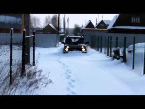 видео: нива 2131 по снегу