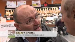"""Il Parmigiano Reggiano delle Vacche Rosse a """"Custodi della Natura"""" con Federico Fazzuoli"""