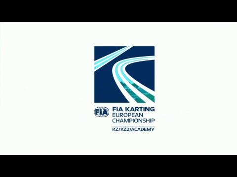 CIK-FIA EUROPEAN KZ & KZ2 CHAMPS and KARTING ACADEMY TROPHY