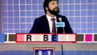 Scrabble game show 1985