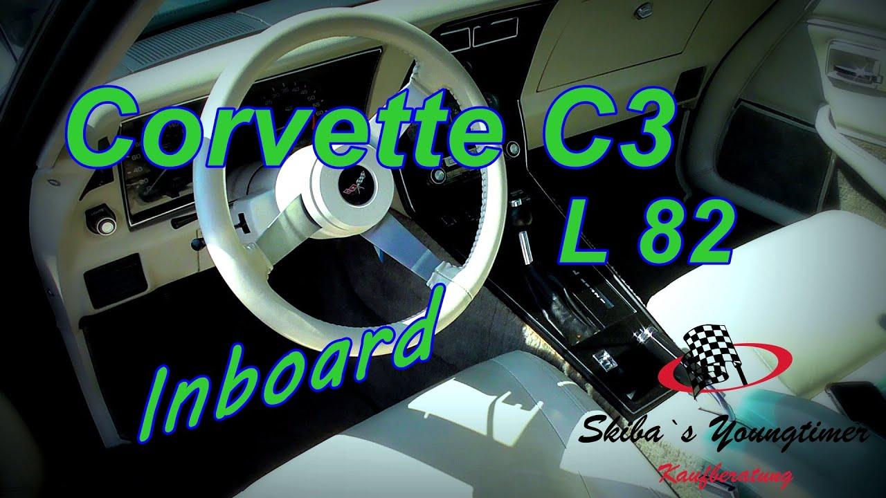 Corvette C3 L82   I   ein Fahrbericht