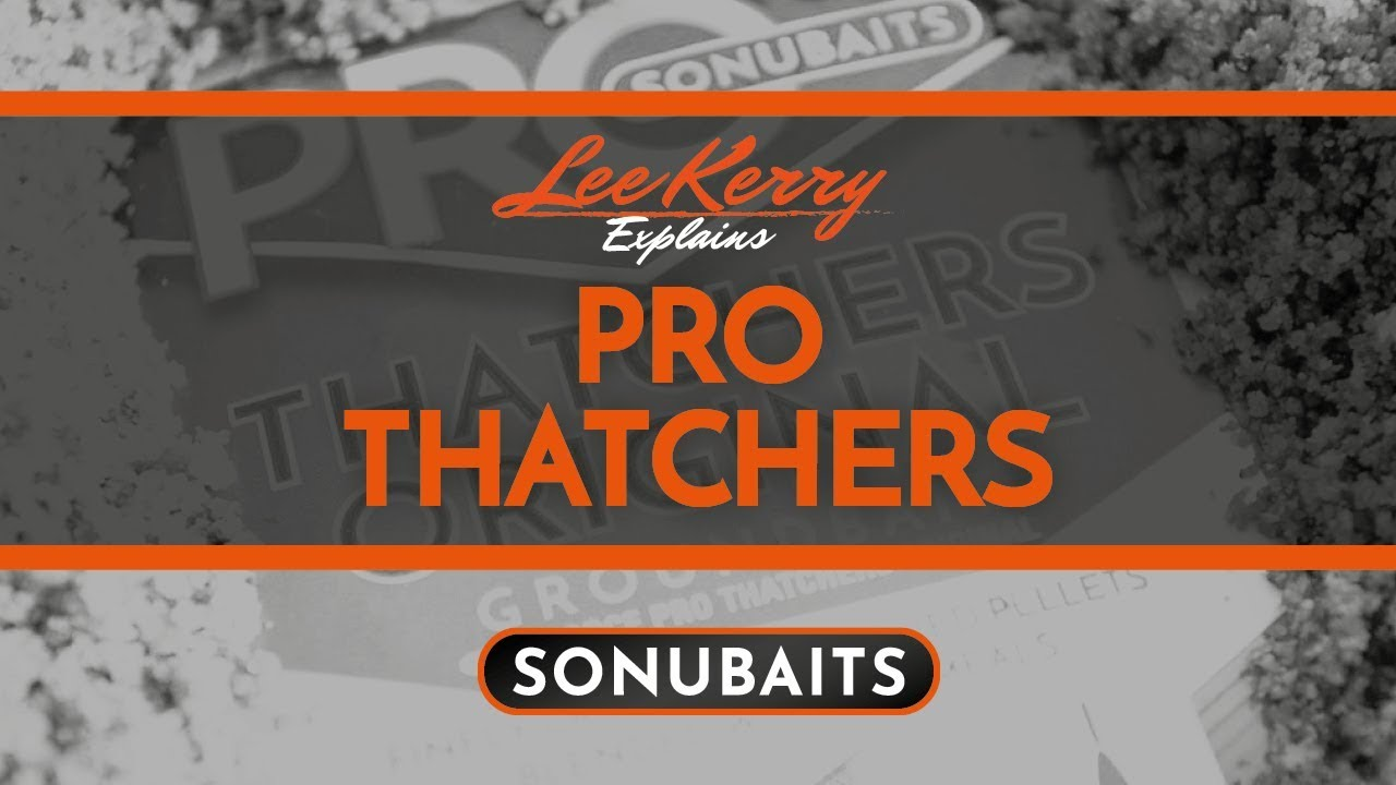 900g Coarse Match Fishing Sonubaits Pro Thatchers Original