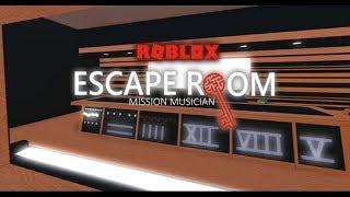 [COCO EVENT] Escape Room [Beta] Roblox - Mission Musician
