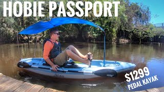 Hobie Passport 10.5 - ON WATER REVIEW
