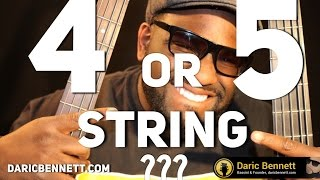 ask daric   four or five string bass daric bennett s bass lessons