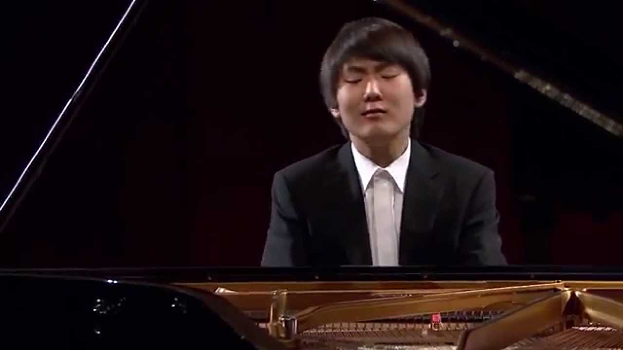 Seong-Jin Cho – Scherzo in B flat minor Op. 31 (third stage)