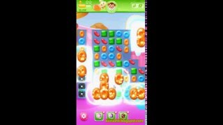 Candy Crush Jelly Saga - Level 144 (3 star, No boosters)