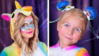 7 Süße Halloween Make-Up Ideen - Goo Goo Galaxy Make-Up