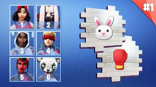 ADIVINA LA SKIN DE FORTNITE WITH EMOJIS - FORTNITE CHALLENGE tusadivi