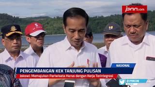 Jokowi: Memajukan Pariwisata Harus dengan Kerja Terintegrasi - JPNN.COM