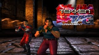 Tekken Tag Tournament - Lei/Jin - Arcade Mode Playthrough