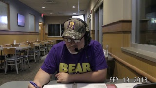 Irish Bill's Twist on Sports - Live from Culvers in Navarre