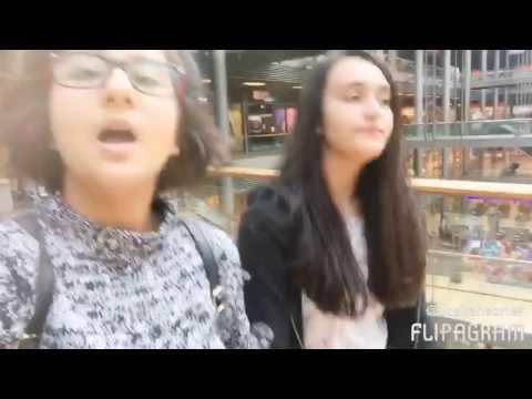 VLOG - AVM Geziyoruz  | Ayda , Zehra |