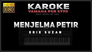 MENJELMA PETIR   Erie Suzan SAMPLING PSR S770