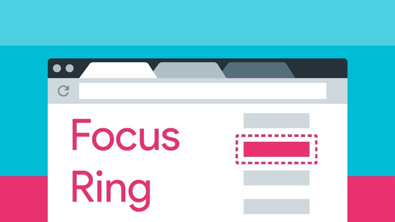 Focus Ring! -- A11ycasts #16