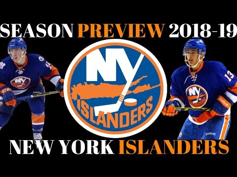 NHL Season Preview 2018-19 New York Islanders