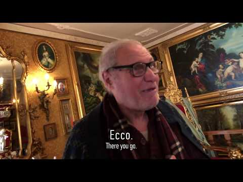 Touring Noble Family's Home in Ragusa - Language Lens Ep. 13