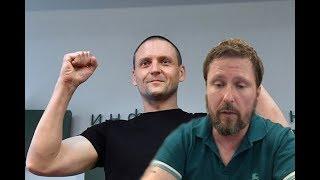 Удальцов   За Навальным стоят враждебные России силы