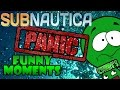 Subnautica Funny Moments Ep.1 OCEAN IS SCARY! SO IT BEGINS!