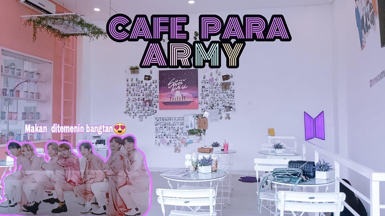 IMNIDA CAFE, CAFE BTS (BANGTAN)!!! 💜
