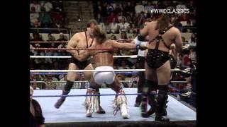 Perfect Team vs Ultimate Warriors 1990