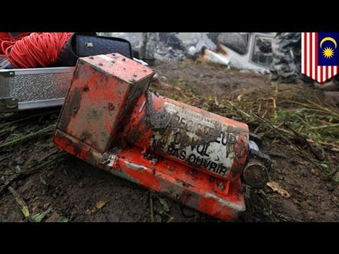 How black boxes flight recorders work