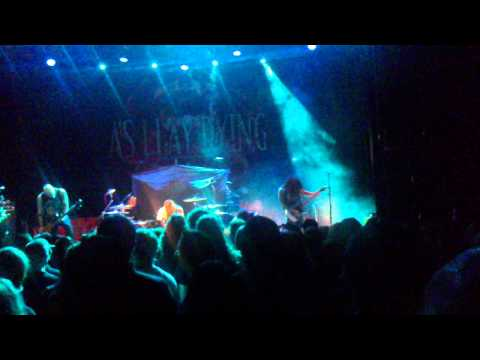 As I Lay Dying - Within Destruction [live]