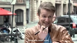 Putovanja Evropom i kampanja - Iza ovih vrata je Evropa, Verbalisti