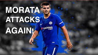 ALVARO MORATA NEW ATTACK ON CHELSEA FC | IS MORATA THE WORSE CHELSEA SIGNING?