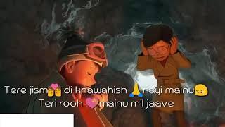 Main udeek Ch Zindagi kat deni Tu aave ya na aave love status