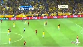 Brazil 3 0 Spain Full Highlights Confederation Cup 2013 Final