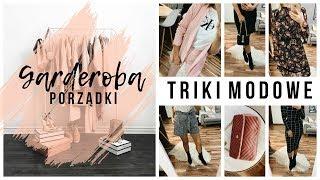 PORZĄDKI W GARDEROBIE - TRIKI MODOWE : jak sprzedawać ubrania? | PORADY | CheersMyHeels