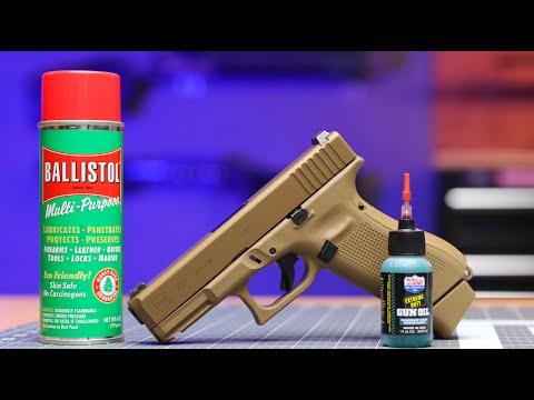 Glock 19X: Mantenimiento Y Limpieza