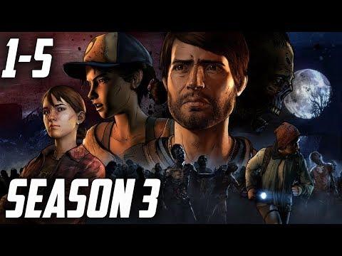 XQc Plays The Walking Dead Season 3 W/chat