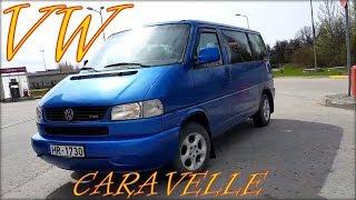 volkswagen T4 Caravelle. Осмотр авто из Латвии