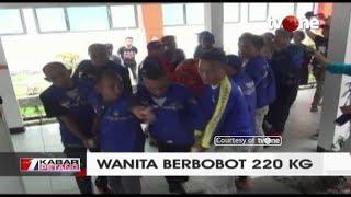 Titi Wati, Wanita Berbobot 220 KG Jalani Operasi Pengecilan Lambung & Pemotongan Usus