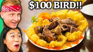 $10 Bird VS $100 Bird!! RARE Vietnamese Street Food!!