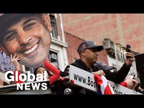 Boston Red Sox 2018 World Series parade