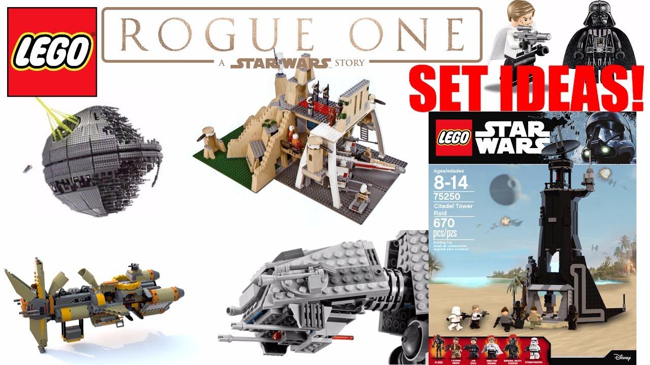 lego star wars rogue one set ideas 2018 lego star wars. Black Bedroom Furniture Sets. Home Design Ideas