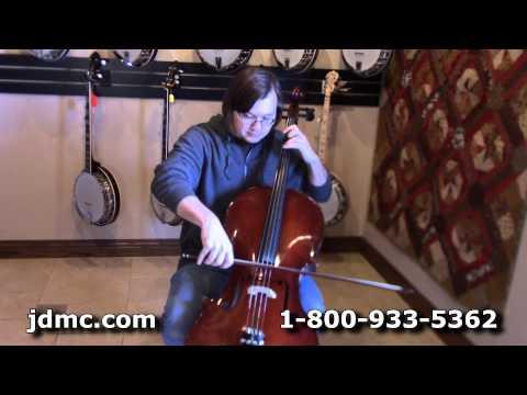 Ashokan Farewell Played on Cello @ JDMC