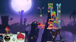Angry Birds 2: Level 236: Walkthrough (3 STARS) HD