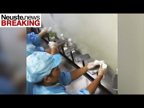 Videoaufnahmen GELEAKED: So wird das iPhone 8 produziert!
