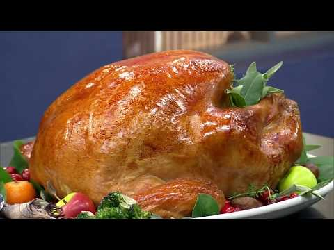 How to cook turkey: Recipes from Butterball