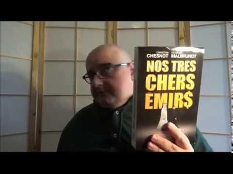 Nos très chers émirs Christian Chesnot  Georges Malbrunot